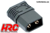 Adapter - Kompakte Version - Ultra-T Stecker zu XT60 Akku...
