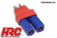 Adapter - Kompakte Version - EC5 Stecker zu Ultra T...