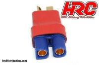 Adapter - Kompakte Version - EC3 Stecker zu Ultra T...
