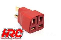 Adapter - für 2 Geräte in Parallel - Kompakte...