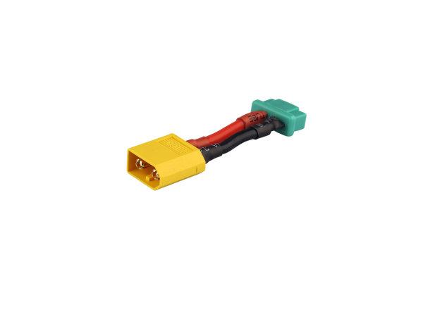Adapter XT60 Stecker «-» MULTIPLEX Buchse |Yuki 600151