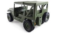 AME-22386 U.S. Militär Geländewagen 1:14 4WD RTR, Military grün