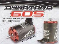 Team Corally REVOC80SC + Dynotorq605 3450Kv