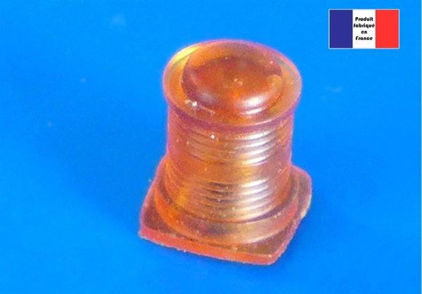 Positionslampe 360 ° orange Rundumlicht ø 12,5 mm