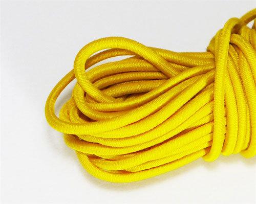 Nautic-Pro Gummischnur Elastisches Spannband ø 1,5 mm gelb