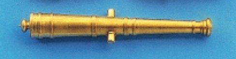 Hist.Geschützrohr 40mm
