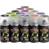 "Lexan Spray ""PAINTZ / 3500000"
