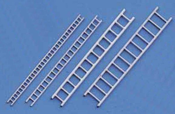 Leiter grau 3 x 100mm