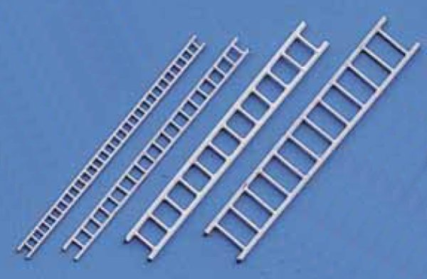 Leiter grau 7 x 100mm