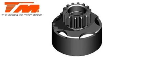 Kupplungsglocke - 1/8 - Belüftet - 14Z / TM183602-14