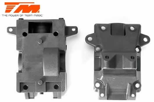 Ersatzteil - M8JS/JR - Getriebegehäuse hinten (1 Satz) / TM560147