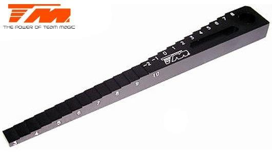 Werkzeug - Team Magic - Höhen/Droop-lehre  - aluminium / TM116039