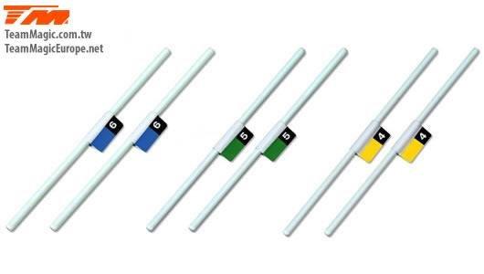 Option Part - E4RS/FS/JR/JS/D/E4D-MF - Anti-Roll Bar No. 4, 5 & 6 (2pcs/each) KF2108
