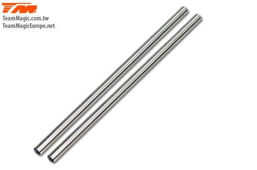 Option Part - G4 - ST Steel 3x56mm Super Hardened Hinge Pin (Rear Lower) (2) / KF14139