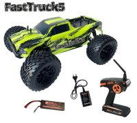 FastTruck 5 Truck Brushless RTR DF Models 3167
