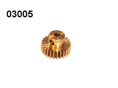 03005 Motorritzel 26 Zähne Modul 0,6