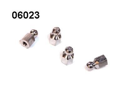 06023 Kugelkopf B 4 Stück