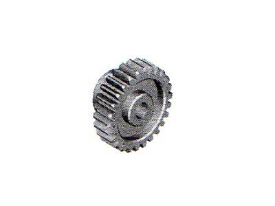 Motorritzel 29 Zähne Stahl Modul 0,6