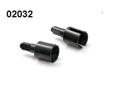 02032 Differential-Mitnehmer 2 Stück