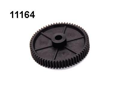 11164 Hauptzahnrad 64 Zähne Modul 0,6