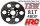 HRC74881T Hauptzahnrad - 48DP - Low Friction Gefräst Delrin - TSW Pro Racing -  81Z / HRC74881T
