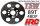 HRC74889T Hauptzahnrad - 48DP - Low Friction Gefräst Delrin - TSW Pro Racing -  89Z / HRC74889T