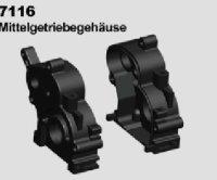 DF7116 Mittelgetriebe-Gehaeuse für DF 4 Crawler