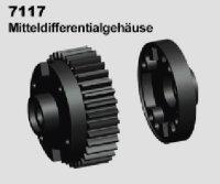 DF7117 Mitteldiff.-Gehaeuse/ -Zahnrad für DF 4J + S