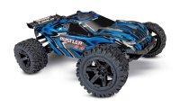 TRAXXAS Rustler 4x4 RTR +12V-Lader+Akku
