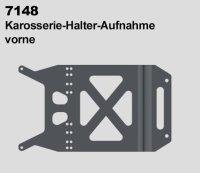 DF7148 Karosserie Halteraufnahme Alu vorne