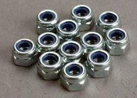 3mm Nylon Stop Muttern