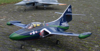 Panther F9F f.Fahrwerk