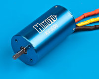 Brushless Motor 3666 KV3000 1:8