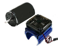 Brushless Motor 4074 KV2200 4P 1:8
