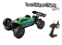 Destructor BBL 1:8 Off-Road Buggy brushless DF 3183