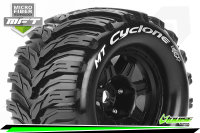 Louise RC - MFT - MT-CYCLONE - 1-8 Monster Truck Tire Set...