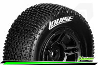 Louise RC - SC-TURBO - 1-10 Short Course Tire Set -...