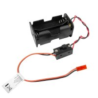 Batterie Box 4 x AA JST BEC |Yuki 600074A