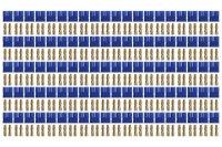Goldkontakt EC3 100 Stecker |Yuki AM-623-100M