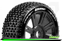 Louise RC - B-PIRATE - 1-8 Buggy Tire Set - Mounted -...