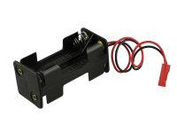 Batterie Box 4 x AA JST BEC |Yuki 600074