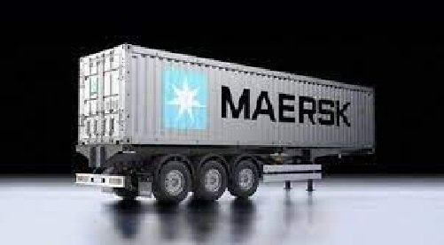 1:14 RC 40ft. Maersk Container Auflieger