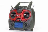 Graupner mz-12 PRO Sender - HoTT 2.4GHz Fernsteuerung 12...