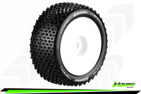 Louise RC - T-PIRATE - 1-8 Truggy Tire Set - Mounted -...