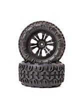 Reifen mit Felgen (2)  T /13 DF Models 6528