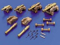 Kanone mit 25 mm-Rohr