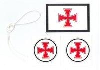 Nautic-Pro Dg.Z.R.S. 2 x  Logo (37,5) 1 x Flagge  (67,5)