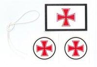 Nautic-Pro Dg.Z.R.S. 2 x  Logo (25) 1 x Flagge  (45)