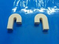 Nautic-Pro Schwanenhals Luefter 15 mm hoch 180 Grad 2 Stck