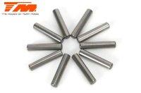 Stifte - 2.5x12.8mm (10 Stk.) / TM116218